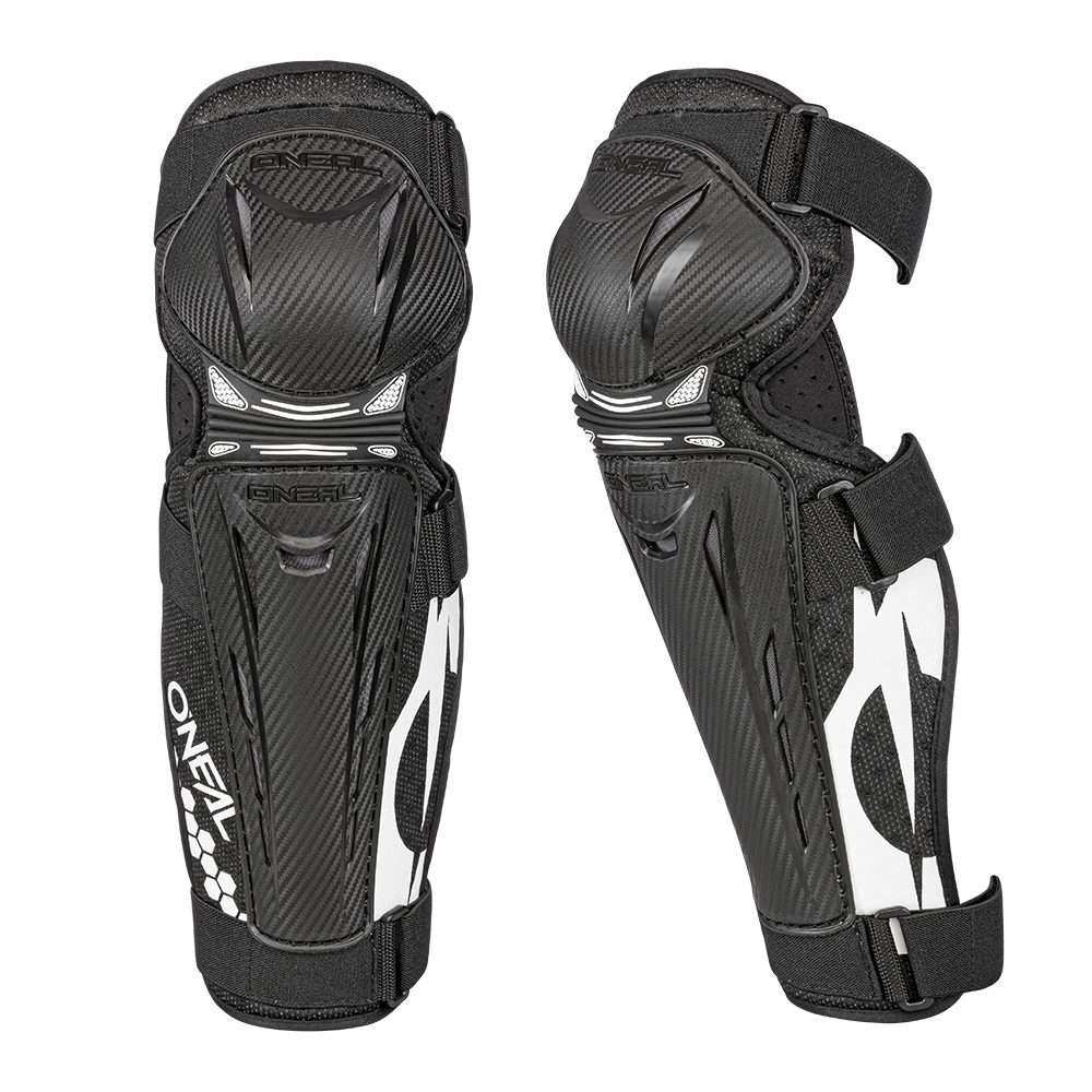 TRAIL FR CARBON LOOK KNEE GUARD